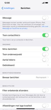 Apple iPhone XR - MMS - probleem met ontvangen - Stap 10