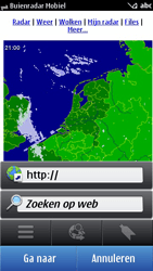 Nokia C7-00 - Internet - hoe te internetten - Stap 11