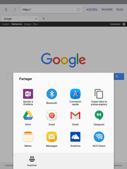 Samsung T815 Galaxy Tab S2 9.7 - Internet - Navigation sur Internet - Étape 14
