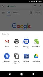 Sony Xperia XA2 - Internet - Internet browsing - Step 21