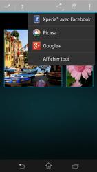 Sony Xpéria SP - Photos, vidéos, musique - Envoyer une photo via Bluetooth - Étape 8