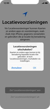 Apple iPhone X - Toestel - Toestel activeren - Stap 35