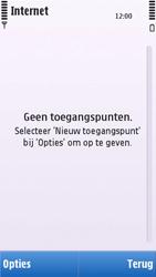 Nokia C6-00 - Internet - handmatig instellen - Stap 8