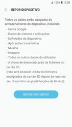Samsung Galaxy S7 - Android Nougat - Repor definições - Repor definições de fábrica do telemóvel -  8