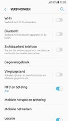 Samsung G930 Galaxy S7 - Android Nougat - Netwerk - Wijzig netwerkmodus - Stap 5