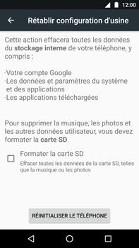 Motorola Moto Z Play - Appareil - Restauration d