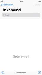 Apple iPhone 6 - iOS 11 - E-mail - E-mails verzenden - Stap 3