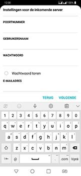 LG g7-fit-dual-sim-lm-q850emw - E-mail - Account instellen (IMAP met SMTP-verificatie) - Stap 13