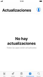 Apple iPhone 6 - iOS 11 - Aplicaciones - Descargar aplicaciones - Paso 7