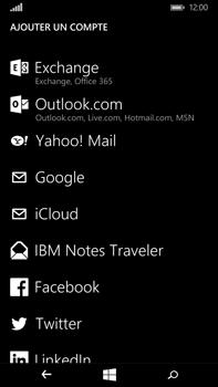 Microsoft Lumia 640 XL - E-mail - Configuration manuelle - Étape 6