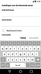 LG K10 (2017) (M250n) - E-mail - Account instellen (IMAP zonder SMTP-verificatie) - Stap 10