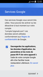 Samsung A500FU Galaxy A5 - E-mail - Configuration manuelle (gmail) - Étape 14