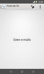 Sony Xperia E1 (D2005) - E-mail - Handmatig instellen - Stap 5
