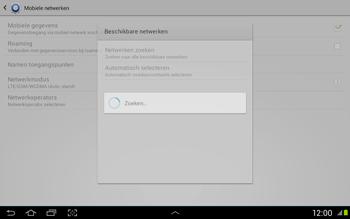 Samsung N8020 Galaxy Note 10-1 LTE - Buitenland - Bellen, sms en internet - Stap 8