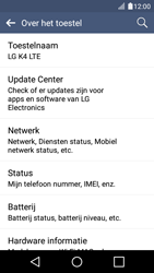 LG K120E K4 - Software update - update installeren zonder PC - Stap 6