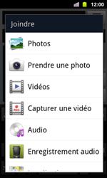 Samsung I8160 Galaxy Ace II - MMS - envoi d'images - Étape 11