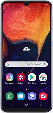 Samsung Galaxy A50 - Funções básicas - Como reiniciar o aparelho - Etapa 2