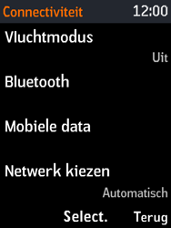 Nokia 3310 - Internet - Handmatig instellen - Stap 5