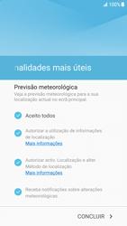Samsung Galaxy S6 Edge - Android Nougat - Primeiros passos - Como ligar o telemóvel pela primeira vez -  14