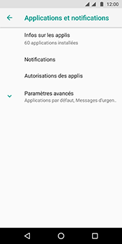 Motorola Moto G6 - Applications - Supprimer une application - Étape 5