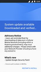 Nokia 3 - Device - Software update - Step 7