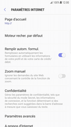 Samsung Galaxy S7 edge - Android Nougat - Internet - Configuration manuelle - Étape 28