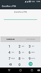 Wiko Fever 4G - Segurança - Como ativar o código de bloqueio do ecrã -  6