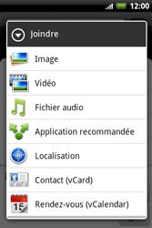 HTC A510e Wildfire S - MMS - envoi d'images - Étape 9