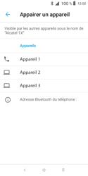 Alcatel 1X - Internet et connexion - Connexion avec un équipement multimédia via Bluetooth - Étape 9