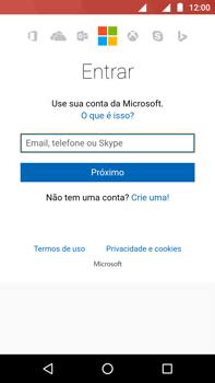 Motorola Moto Z2 Play - Email - Como configurar seu celular para receber e enviar e-mails - Etapa 8
