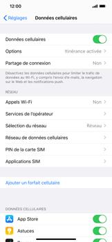 Apple iPhone 11 Pro Max - Réseau - utilisation à l'étranger - Étape 7