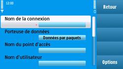 Nokia N97 - Internet - configuration manuelle - Étape 15