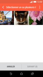 HTC Desire 510 - Photos, vidéos, musique - Envoyer une photo via Bluetooth - Étape 8