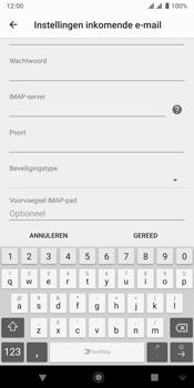 Sony xperia-xz3-dual-sim-model-h9438 - E-mail - Instellingen KPNMail controleren - Stap 15