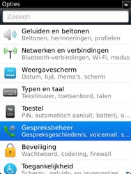 BlackBerry 9810 Torch - Voicemail - Handmatig instellen - Stap 4