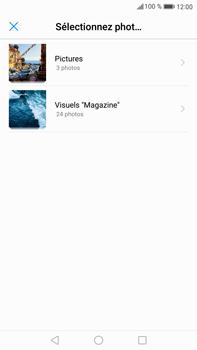 Huawei Mate 9 - Mms - Envoi d
