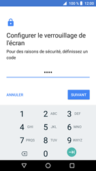 Crosscall Core X3 - Sécuriser votre mobile - Activer le code de verrouillage - Étape 9
