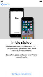 Apple iPhone 5s - iOS 12 - Primeiros passos - Como ligar o telemóvel pela primeira vez -  7