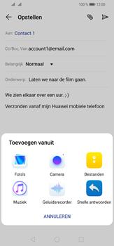 Huawei P30 Lite - E-mail - e-mail versturen - Stap 10