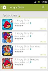 Sony Xperia E - Aplicaciones - Descargar aplicaciones - Paso 16