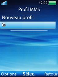 Sony Ericsson W100i Spiro - Mms - Configuration manuelle - Étape 17