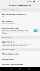 Huawei Nova - Device maintenance - Back up - Stap 14