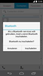 Huawei Ascend P6 (Model P6-U06) - Contacten en data - Contacten overzetten via Bluetooth - Stap 8