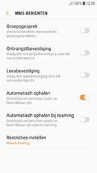Samsung Galaxy A5 (2017) - Android Oreo - MMS - probleem met ontvangen - Stap 10