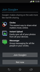 Sony C6603 Xperia Z - Applications - Downloading applications - Step 11