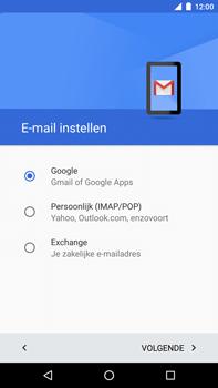 Huawei Google Nexus 6P - E-mail - handmatig instellen (gmail) - Stap 8
