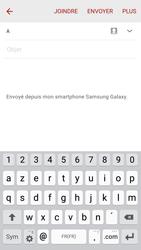 Samsung G925F Galaxy S6 Edge - E-mail - envoyer un e-mail - Étape 4