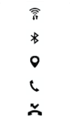 Samsung Galaxy J2 Prime - Funções básicas - Explicação dos ícones - Etapa 13