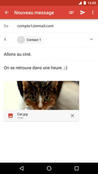 Huawei Nexus 6P - E-mail - envoyer un e-mail - Étape 13