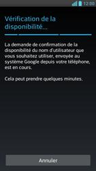 LG Optimus F6 - Premiers pas - Créer un compte - Étape 11
